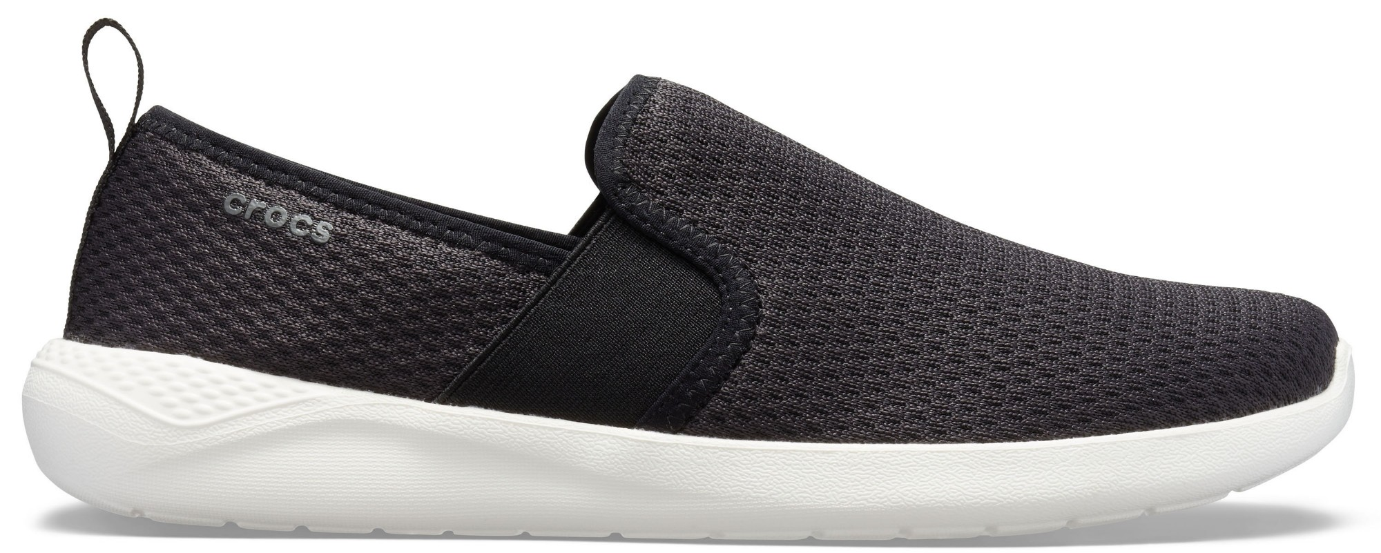 Crocs™ LiteRide Mesh Slip-On Men's Black/White 42,5