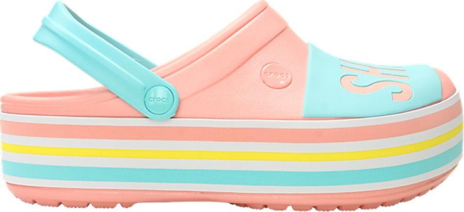 Crocs™ CB Platform Bold Color Clog Melon 41