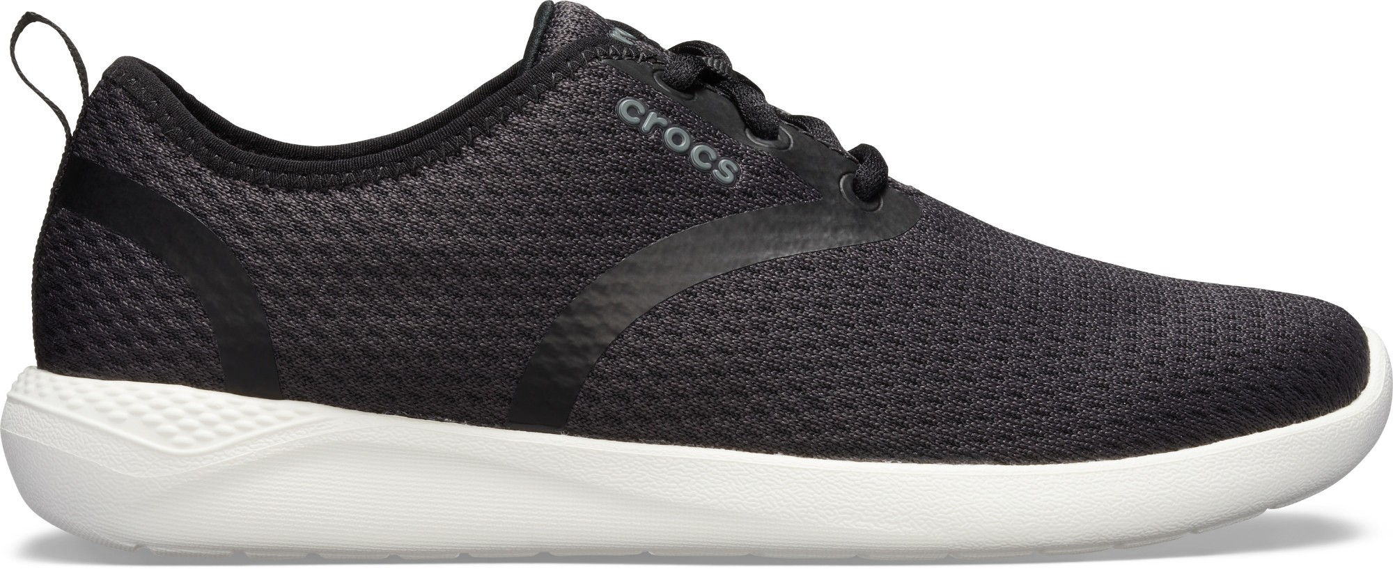 Crocs™ LiteRide Mesh Lace Women's Black/White 39,5