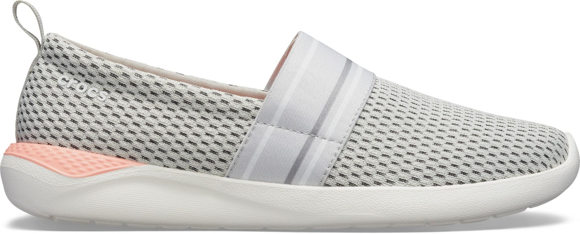 Crocs™ LiteRide Mesh Slip-On Women's Pearl White/White 42,5