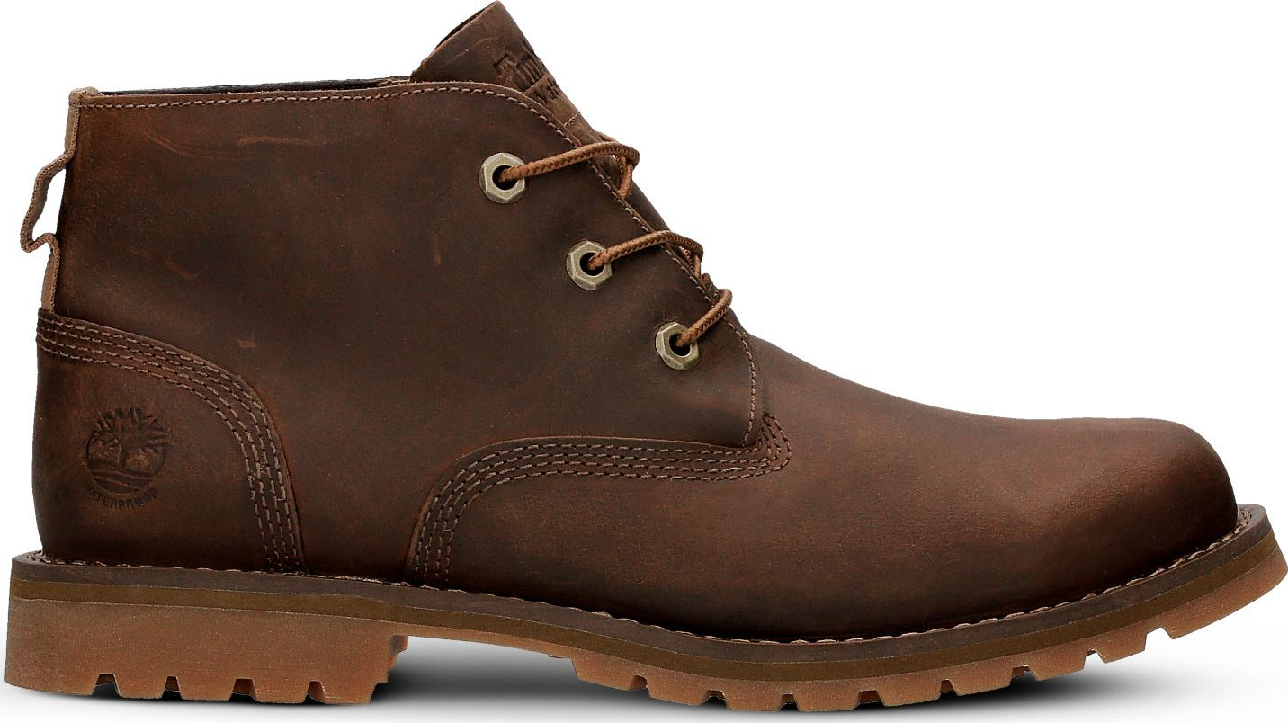 Timberland Larchmont Chukka Waterproof Dark Brown Full-Grain 43,5