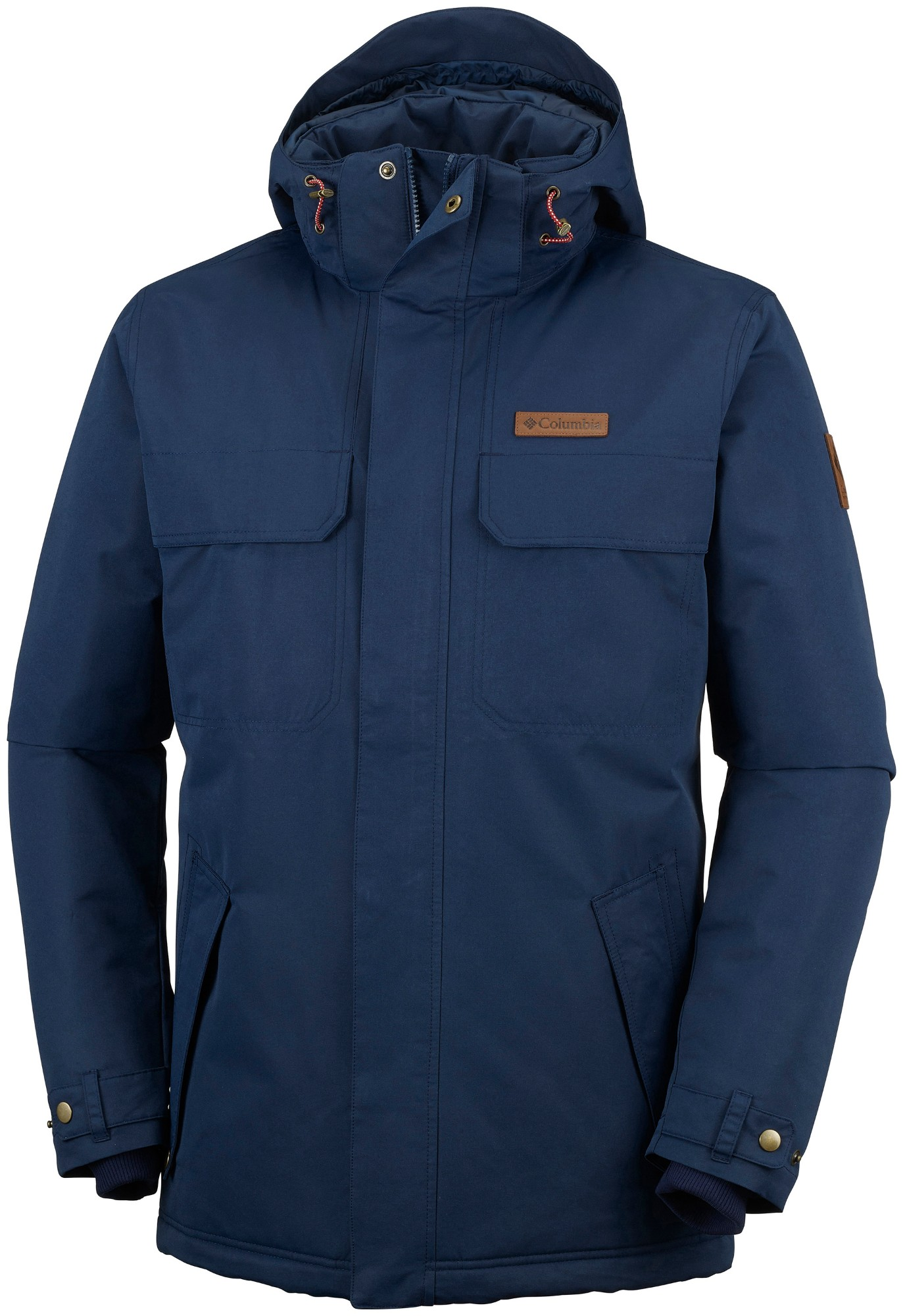 Columbia Rugged Path Jacket Collegiate Navy L
