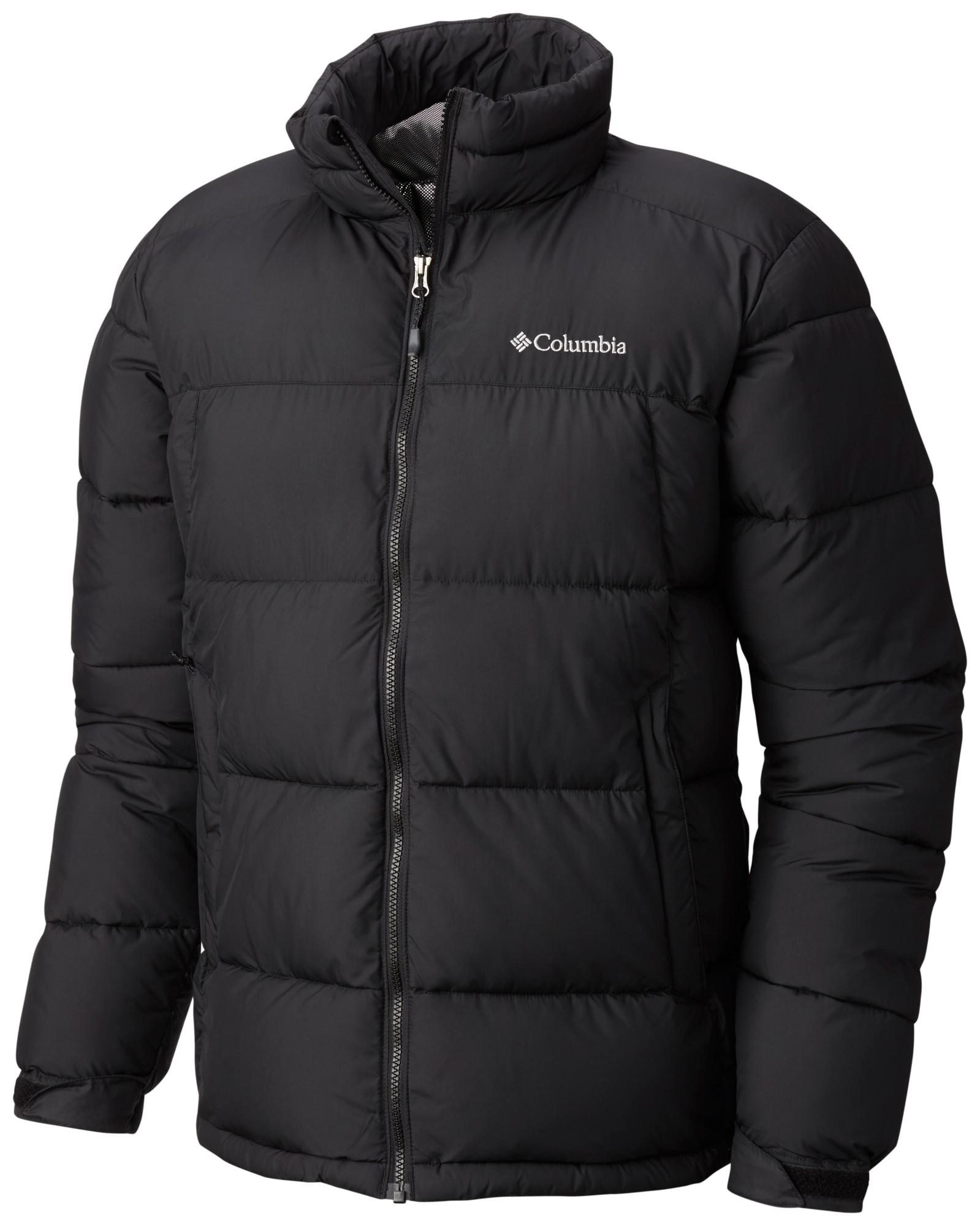 Columbia Pike Lake Jacket Black XL