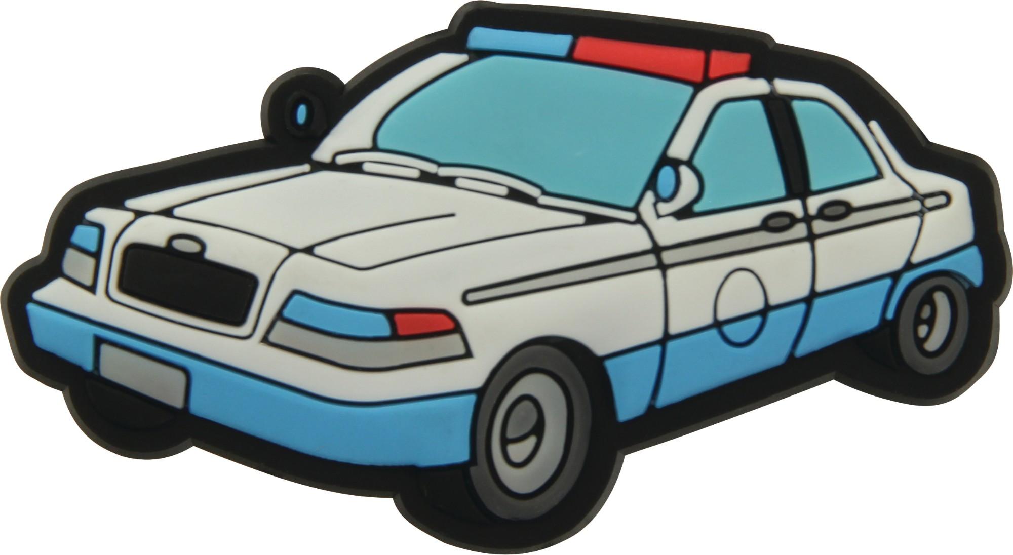 Crocs™ Crocs POLICE CAR CHARM SS17