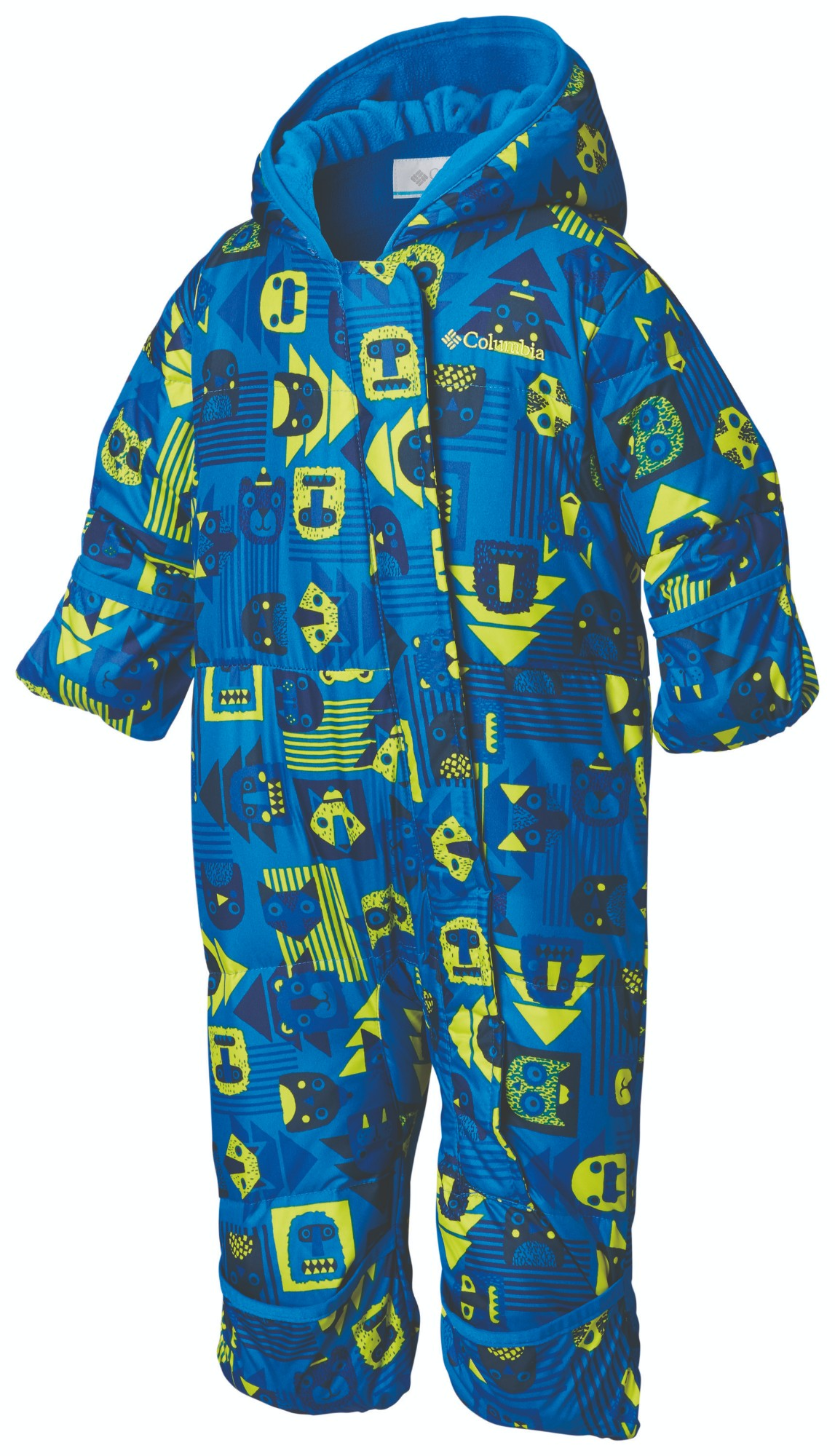 Columbia Snuggly Bunny Bunting Super Blue Critter/Super Blue 80