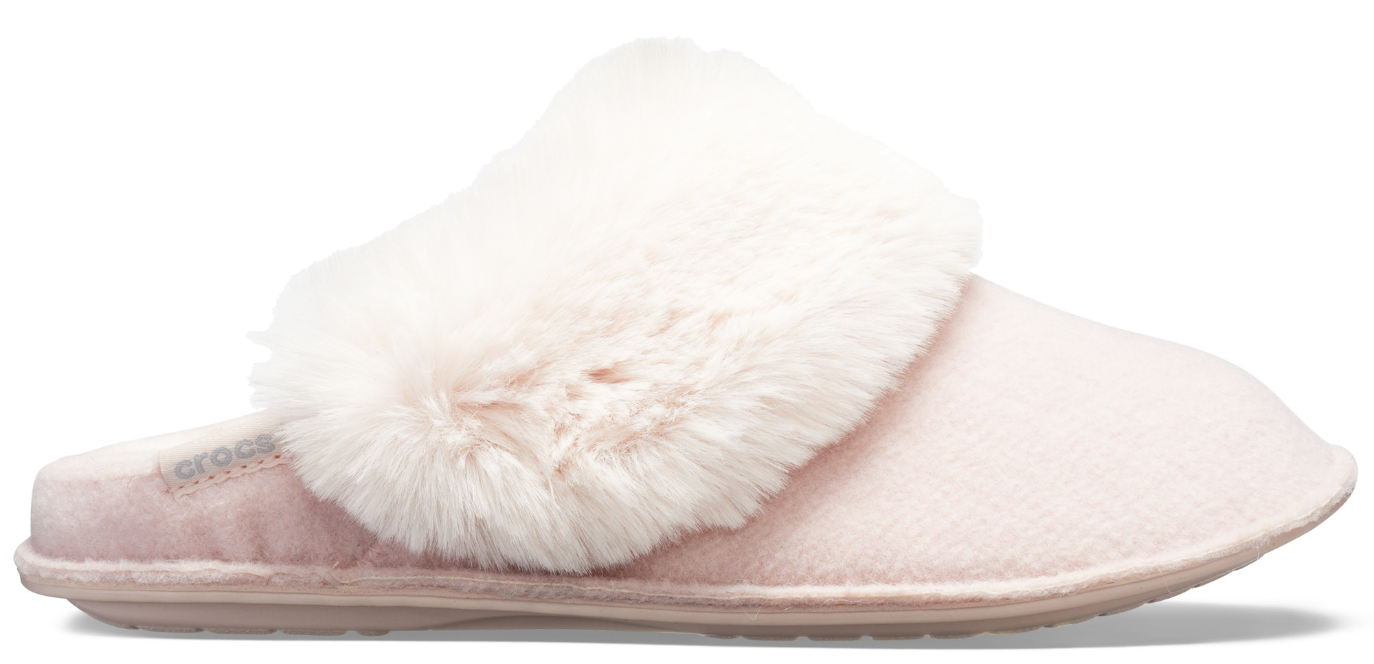 Crocs™ Classic Luxe Slipper Rose Dust 41