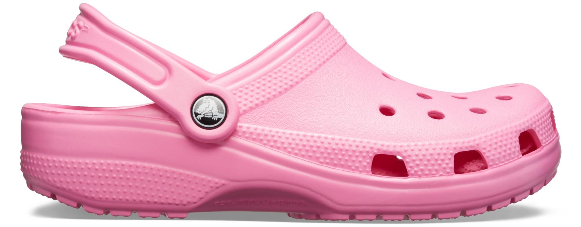 Crocs™ Classic Pink Lemonade 41