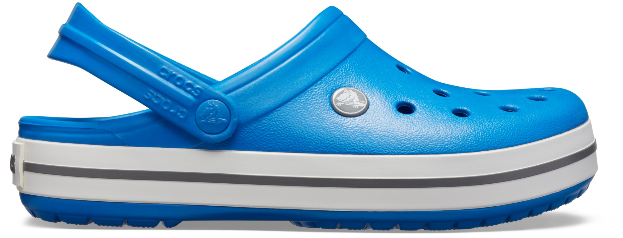 Crocs™ Crocband™ Bright Cobalt/Charcoal 41