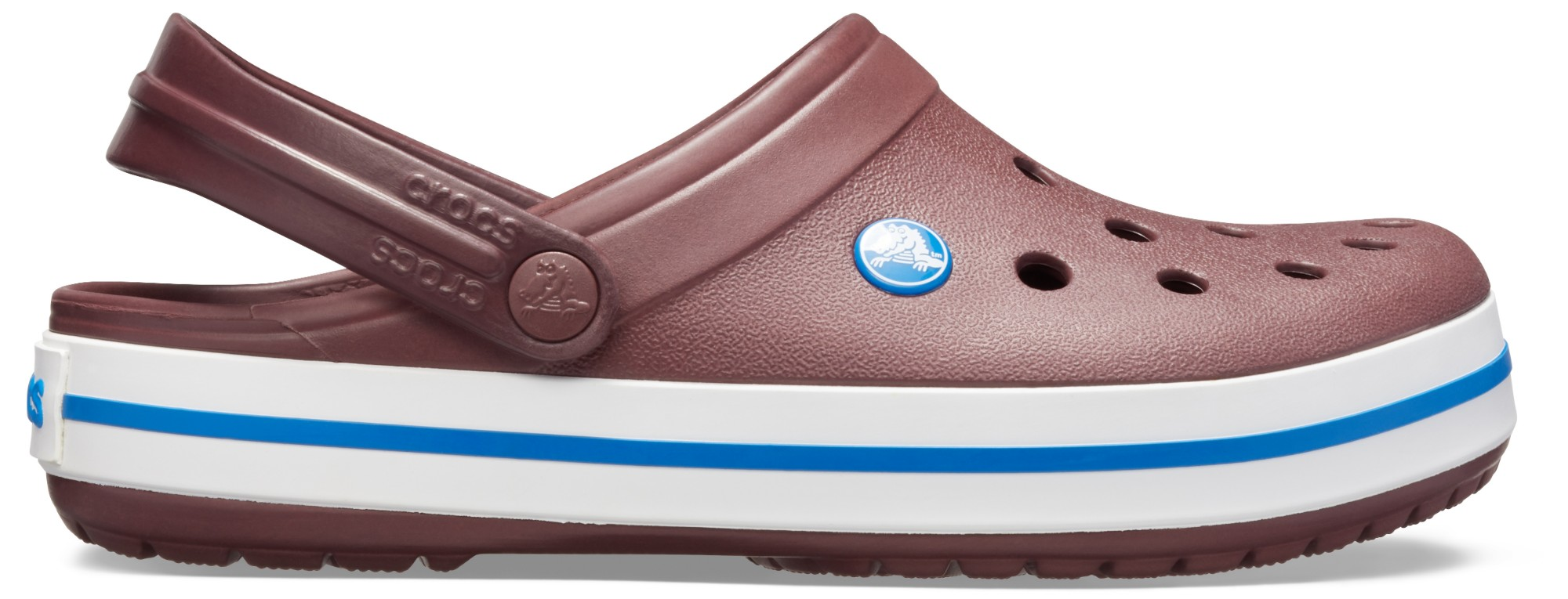 Crocs™ Crocband™ Burgundy/White 37,5
