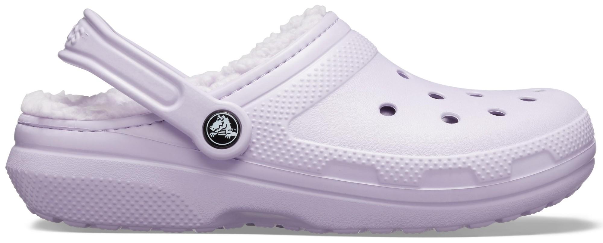 Crocs™ Classic Lined Clog Lavender/Lavender 36,5