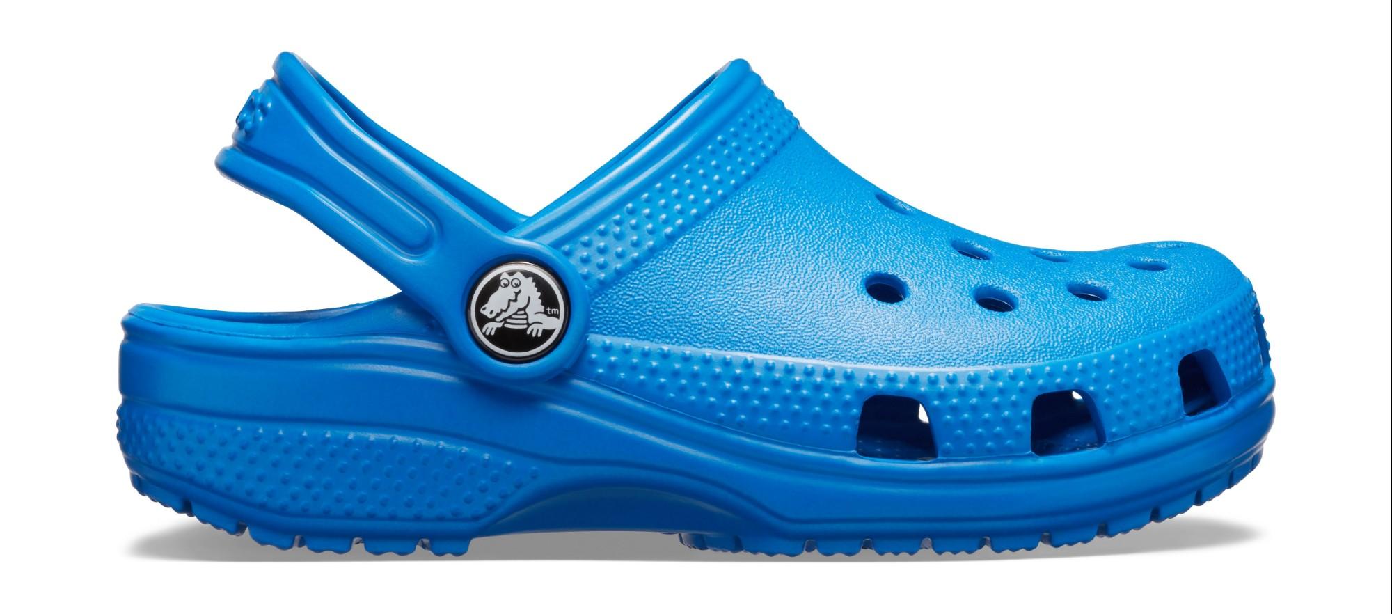 Crocs™ Kids' Classic Clog Bright Cobalt 25