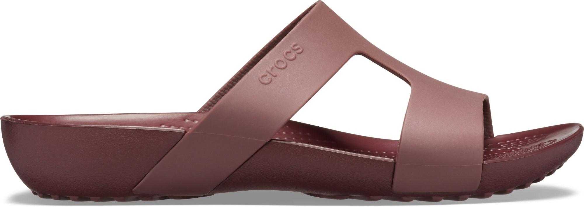 Crocs™ Serena Slide Women's Burgundy 36,5