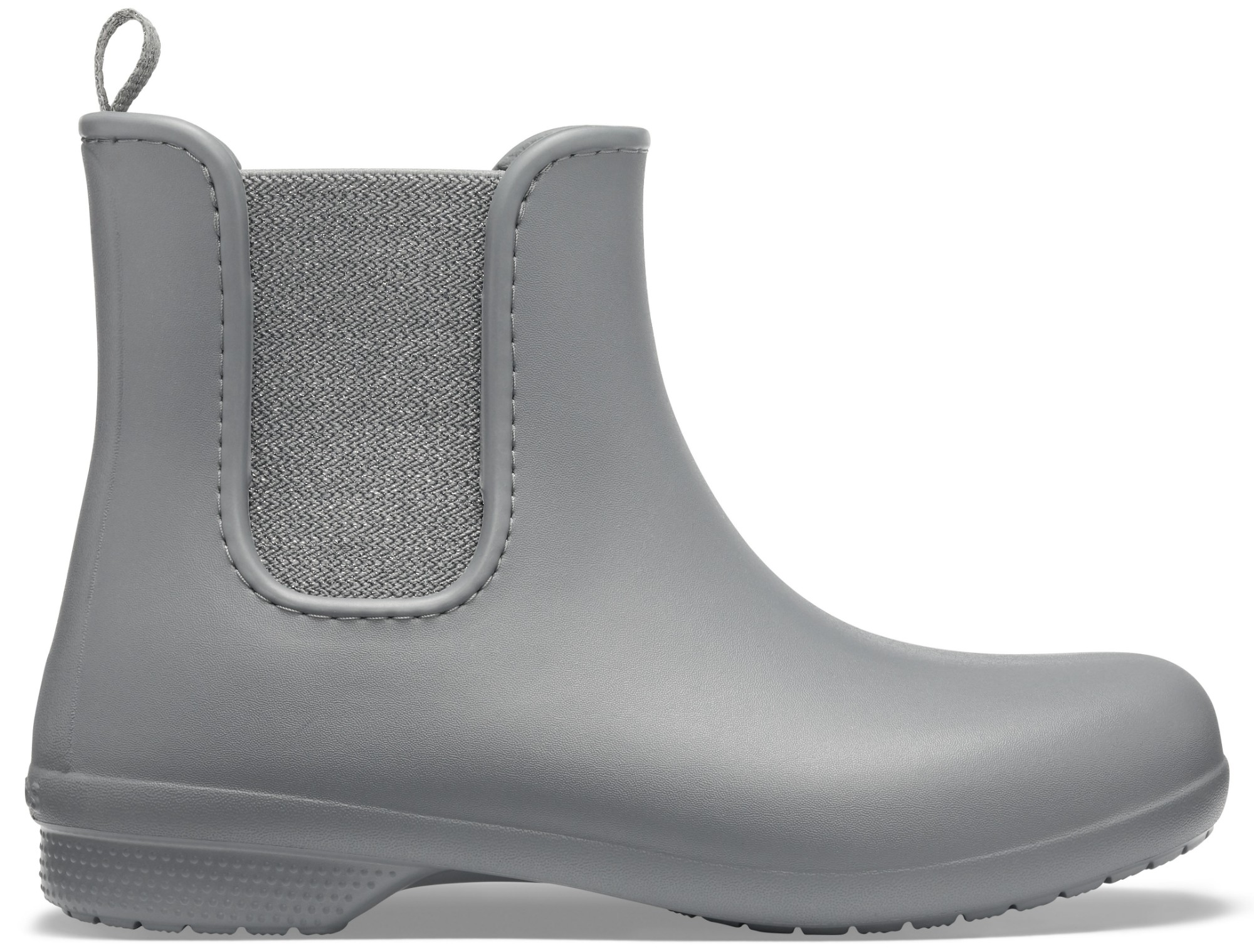 Crocs™ Freesail Mt Chelsea Boot Women's Metallic Charcoal 41