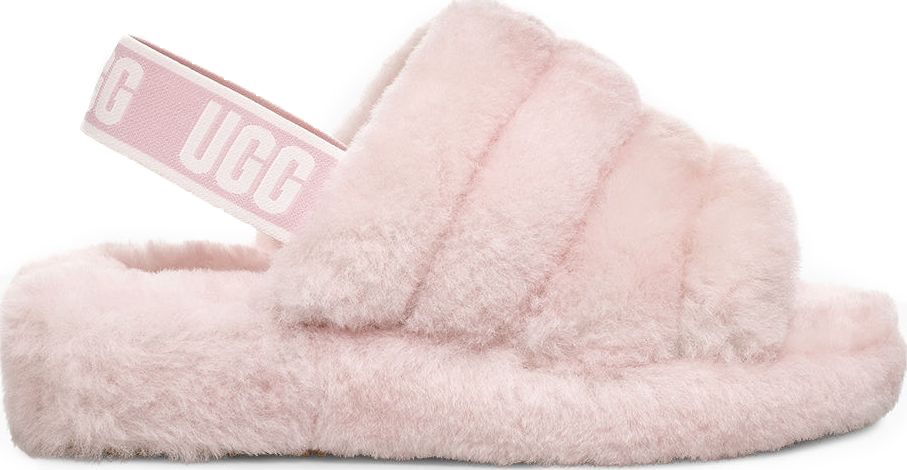 UGG Fluff Yeah Slide Seashell Pink 38