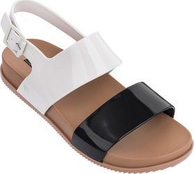 Melissa Cosmic Sandal III Black/White/Brown 39