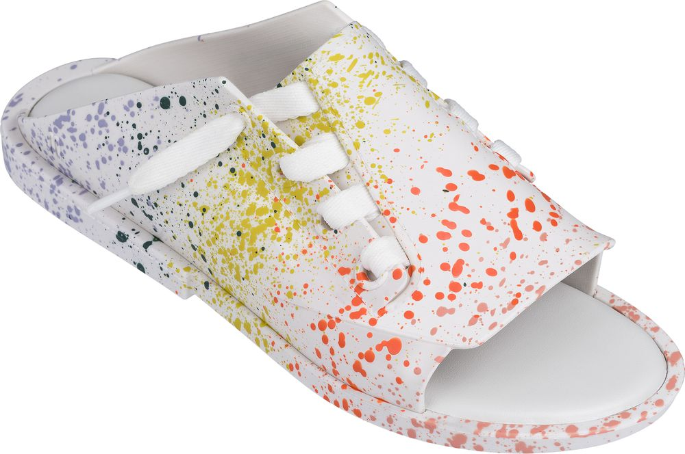 Melissa Ulitsa Splash White/Orange 37