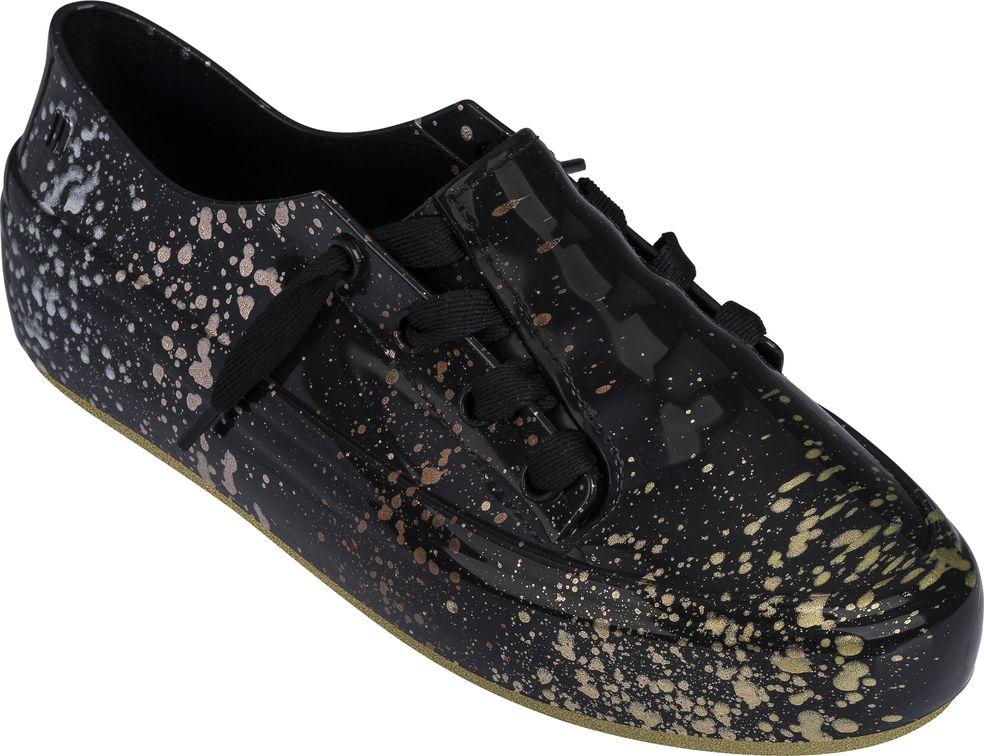 Melissa Ulitsa Sneaker Splash Black/Gold 38