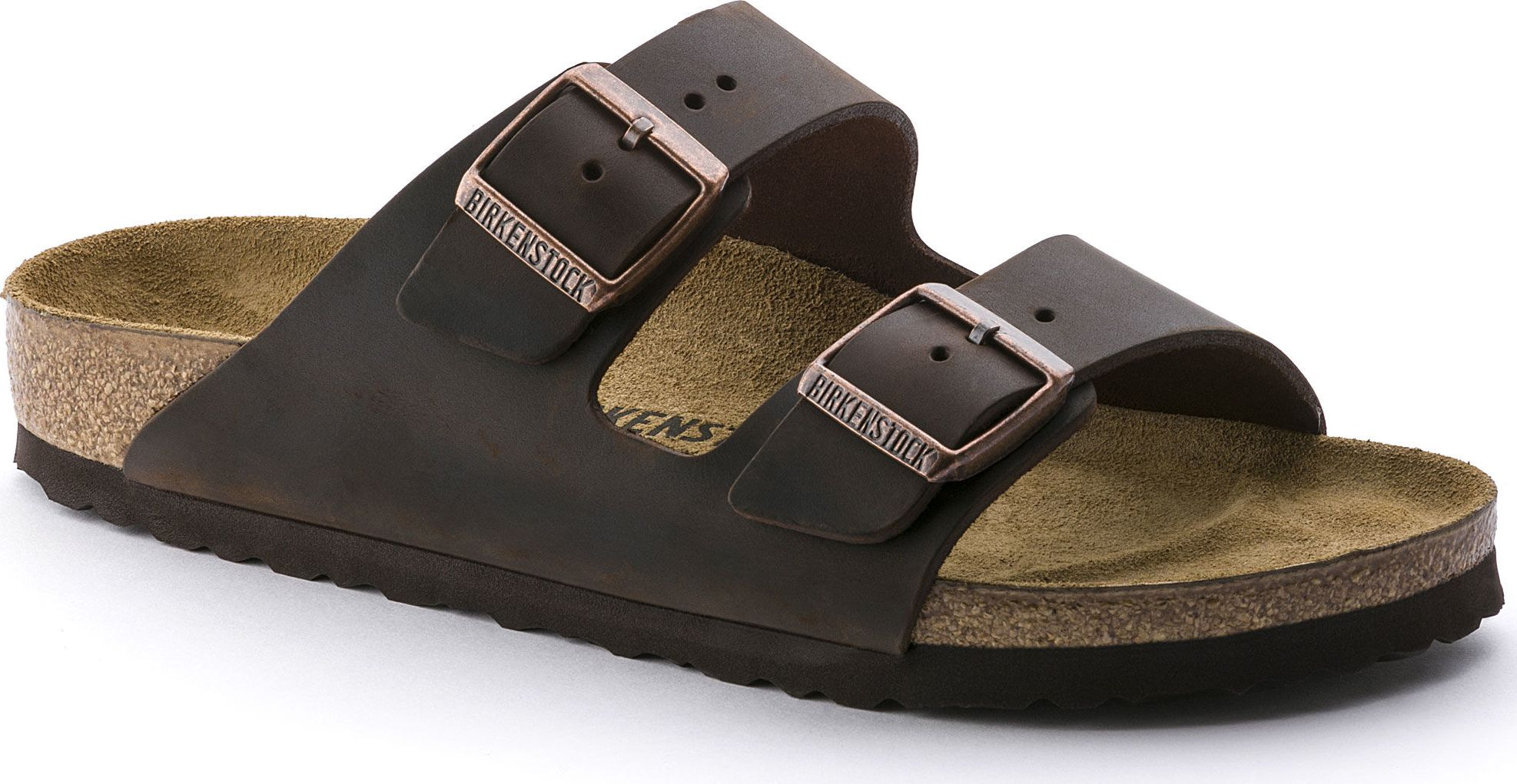 Birkenstock Arizona Oiled Leather Habana 43