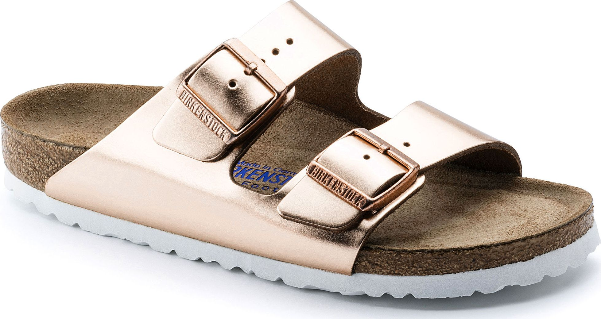 Birkenstock Arizona SFB Metallics Copper 39