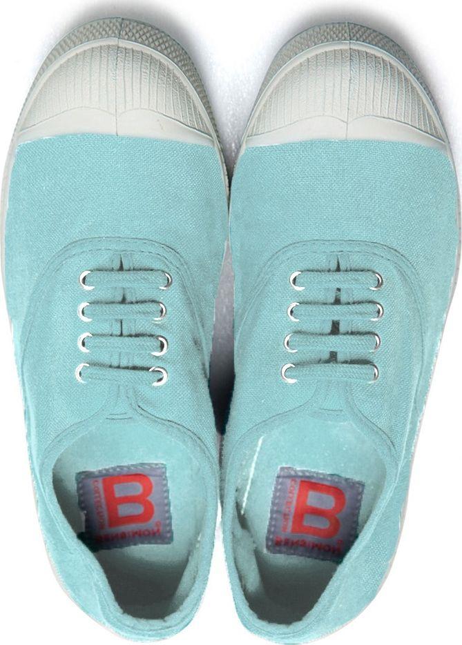 BENSIMON Tennis Lacets Mint 37
