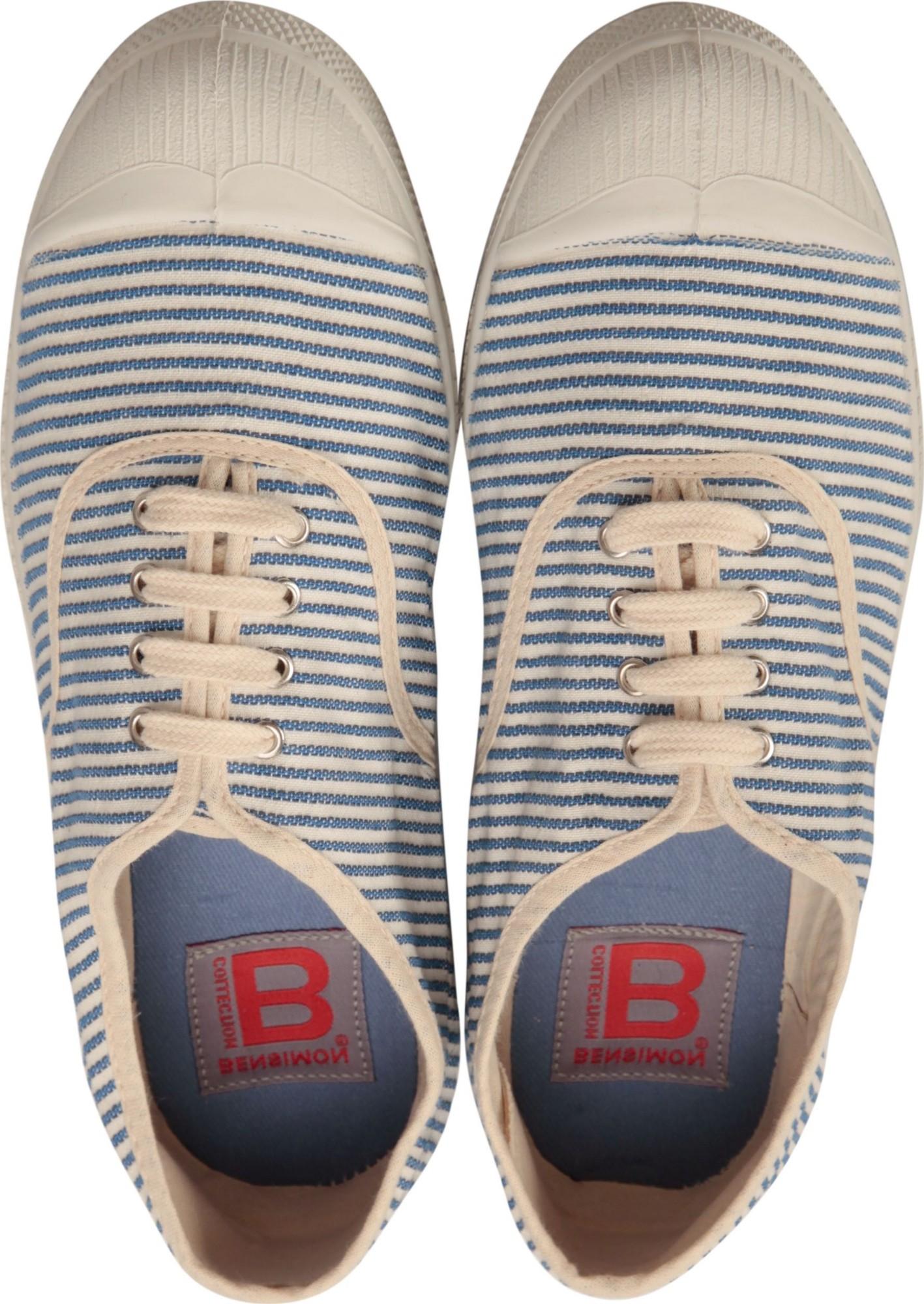 BENSIMON Tennis Raye Femme Blue 37