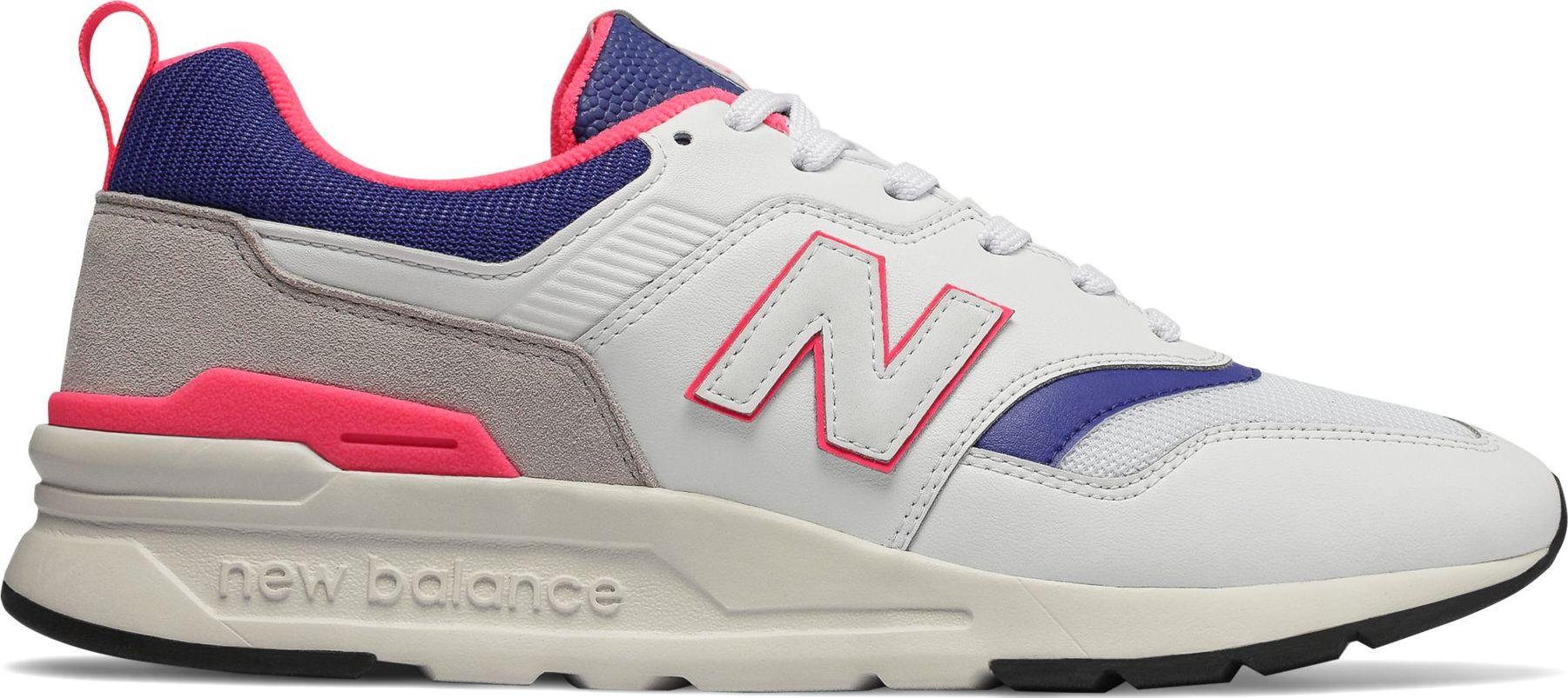 New Balance CM997 White 43