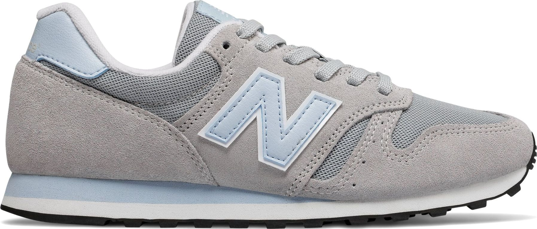 New Balance WL373 Light Aluminum 37