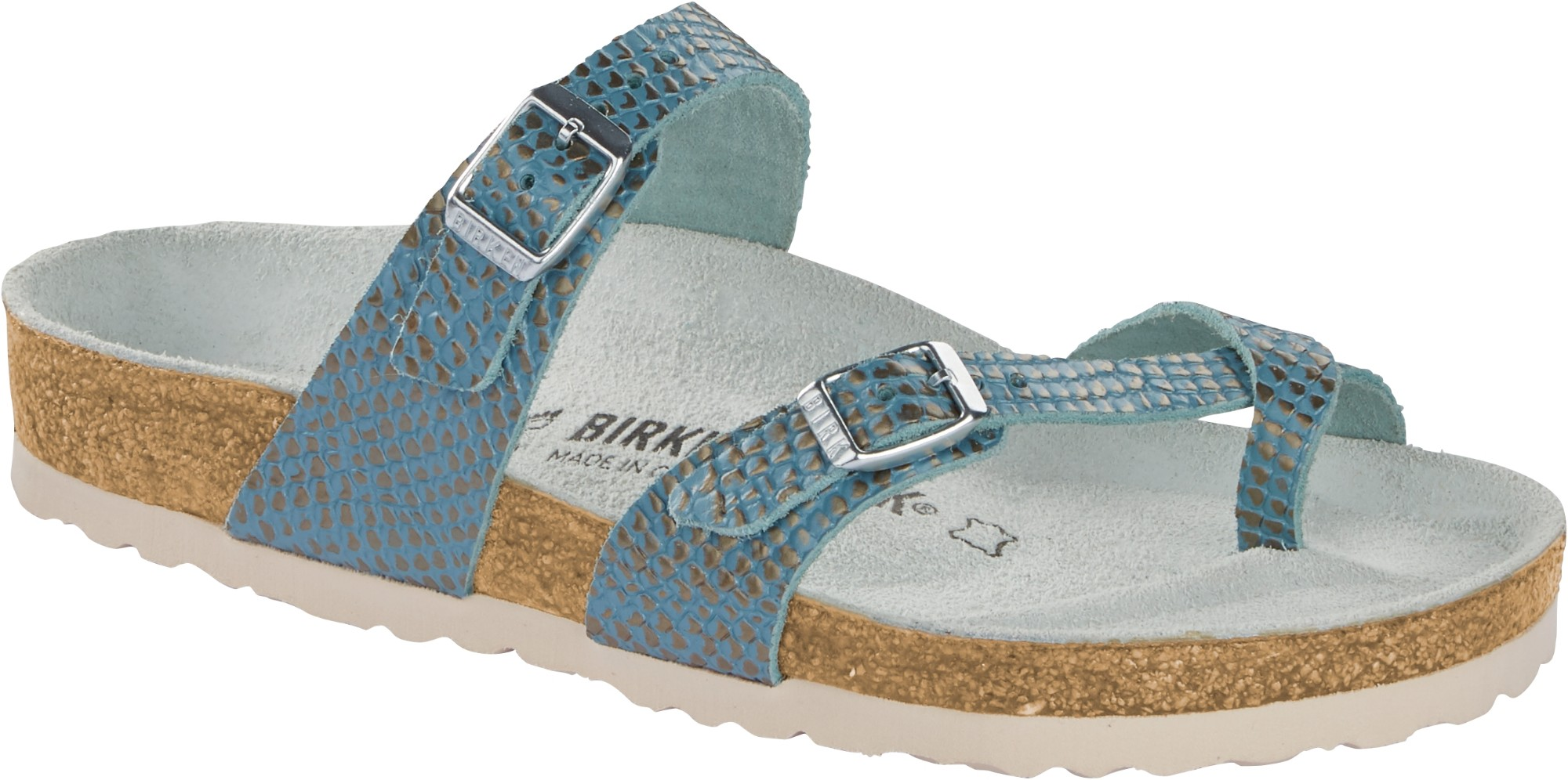 Birkenstock Mayari Mermaid Mermaid Aqua 37