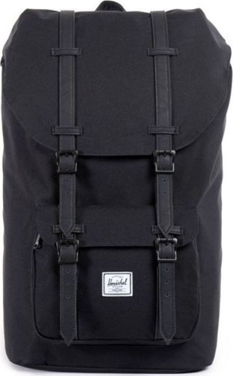 HERSCHEL Little America Black/Black One Size