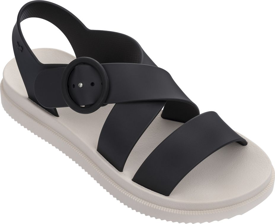 ZAXY Street Sandal Platform 17555 Black/Beige 39