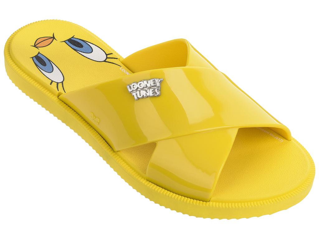 ZAXY Looney Tunes Thong 17762 Yellow 37