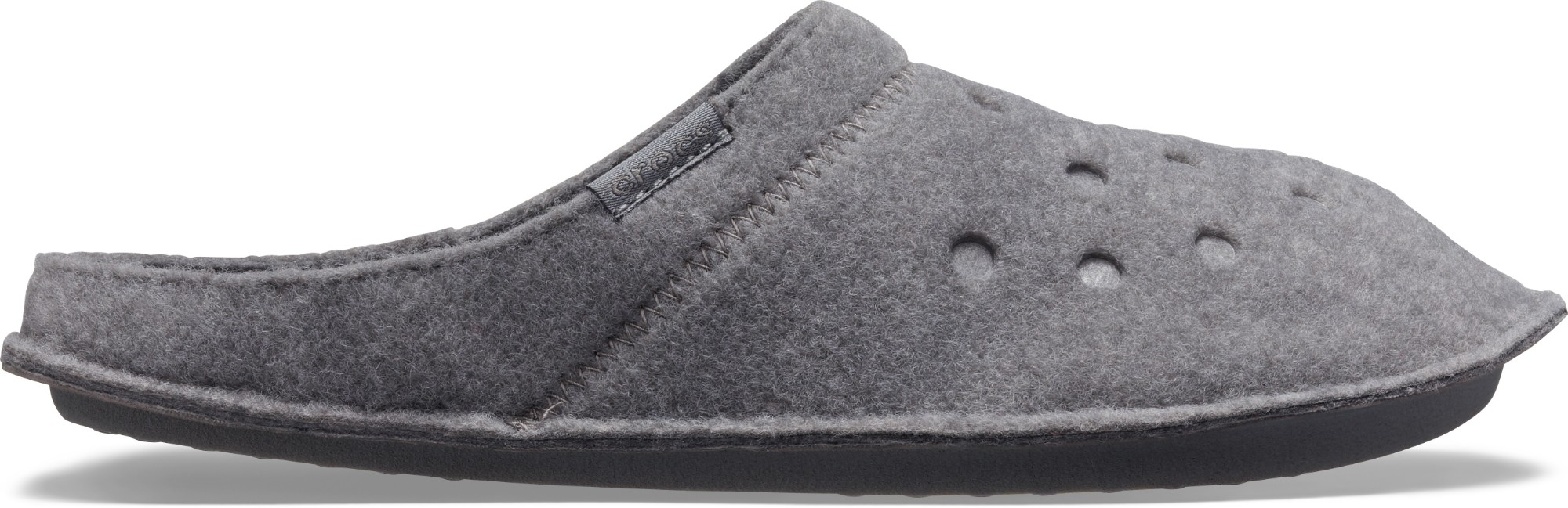 Crocs™ Classic Slipper Charcoal/Charcoal 45,5