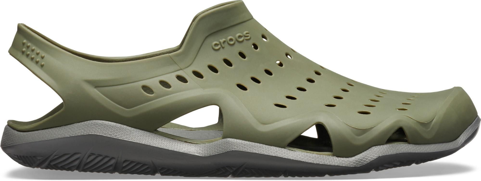 Crocs™ Swiftwater Wave Men's Army Green/Slate Grey 43,5