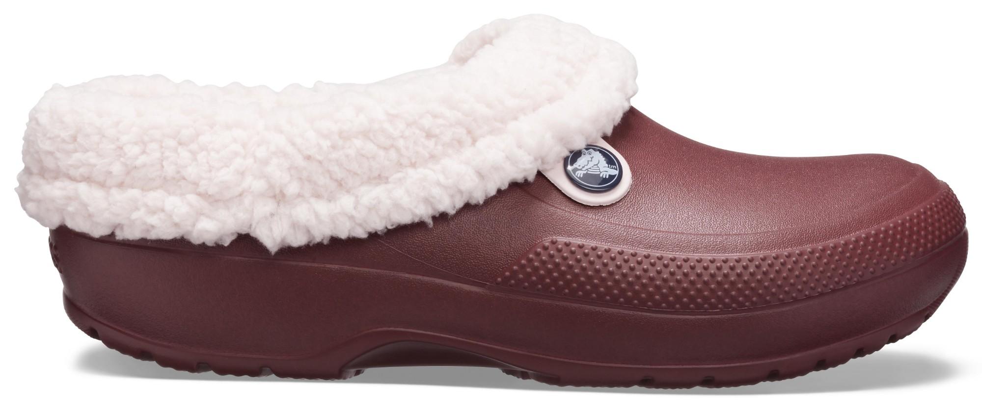 Crocs™ Classic Blitzen III Clog Burgundy/Barely Pink 41
