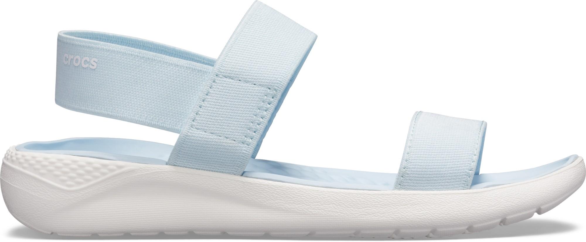 Crocs™ Women's LiteRide Sandal Mineral Blue/White 36,5