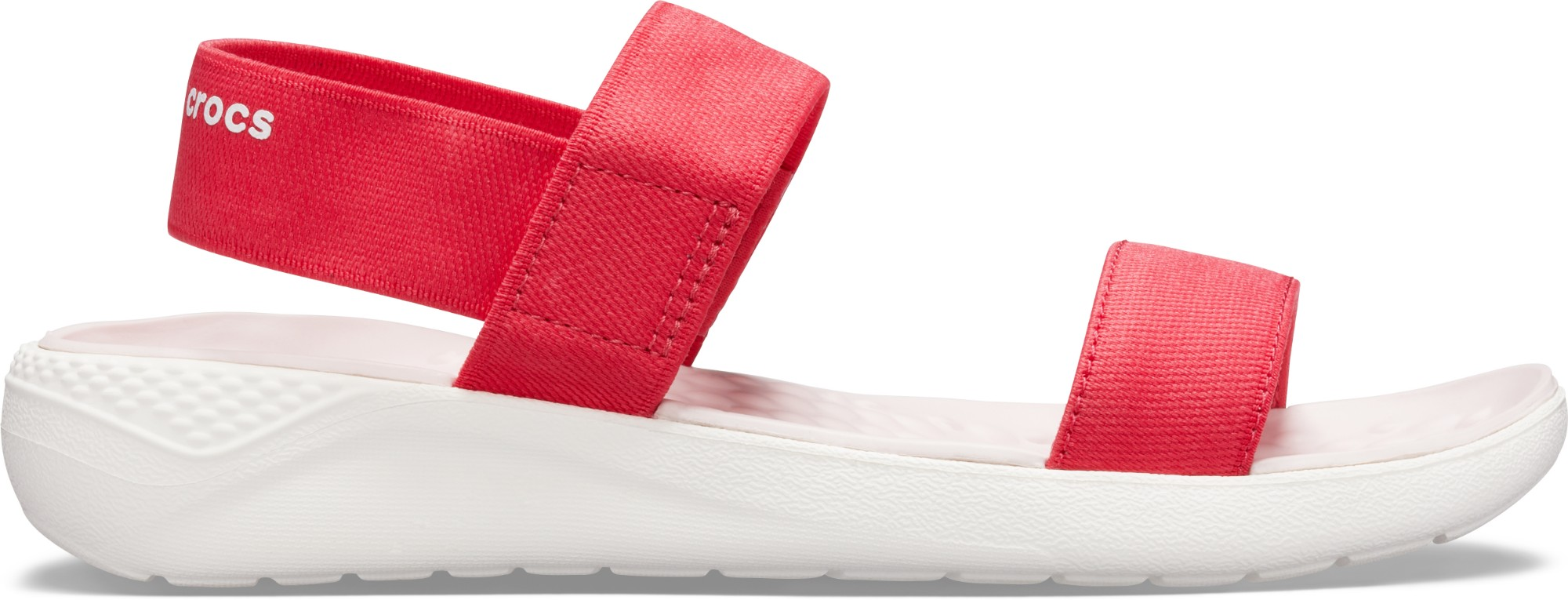 Crocs™ Women's LiteRide Sandal Poppy/White 41