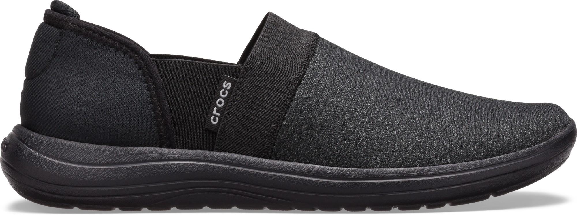 Crocs™ Reviva Slip-On Women's Black/Black 41