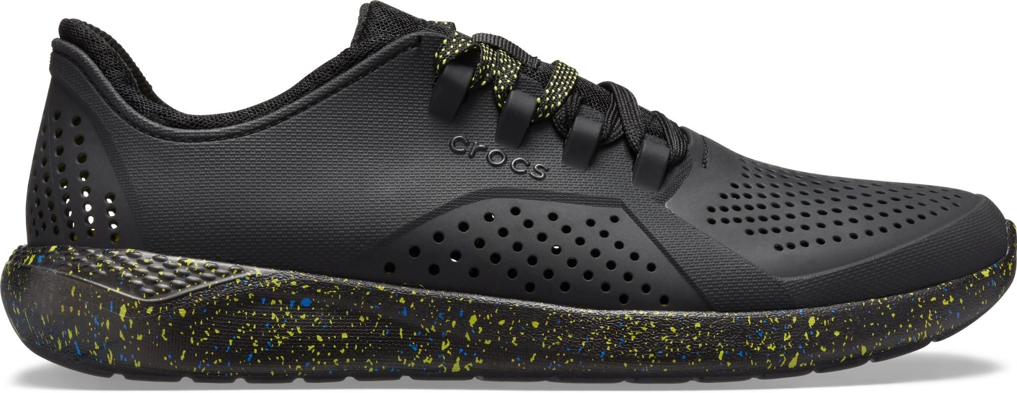 Crocs™ LiteRide Hyper Bold Pacer Men's Black/Black 47,5