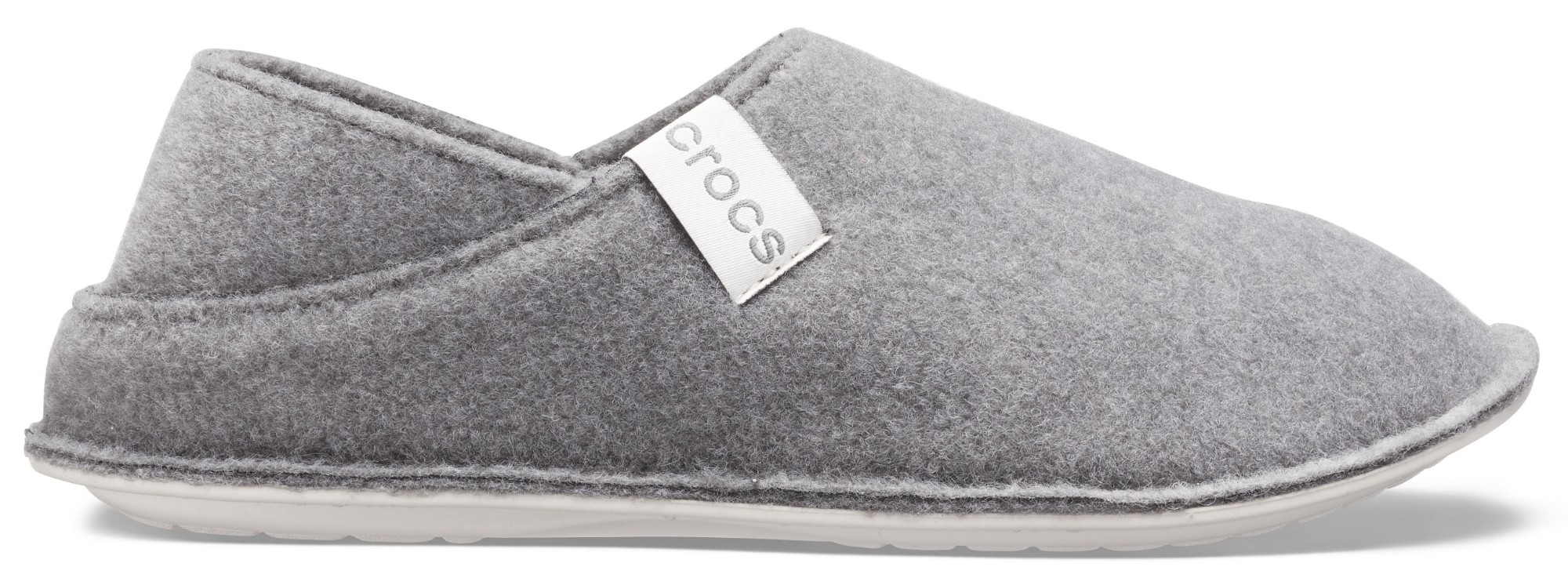 Crocs™ Classic Convertible Slipper Charcoal/Pearl White 38,5