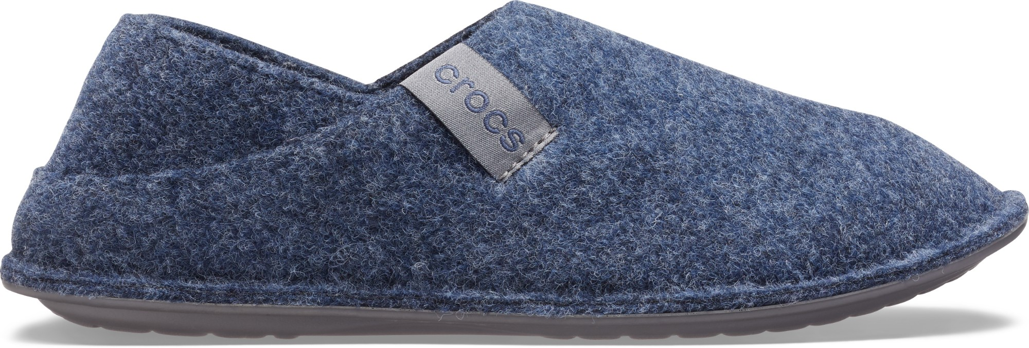 Crocs™ Classic Convertible Slipper Navy/Charcoal 41