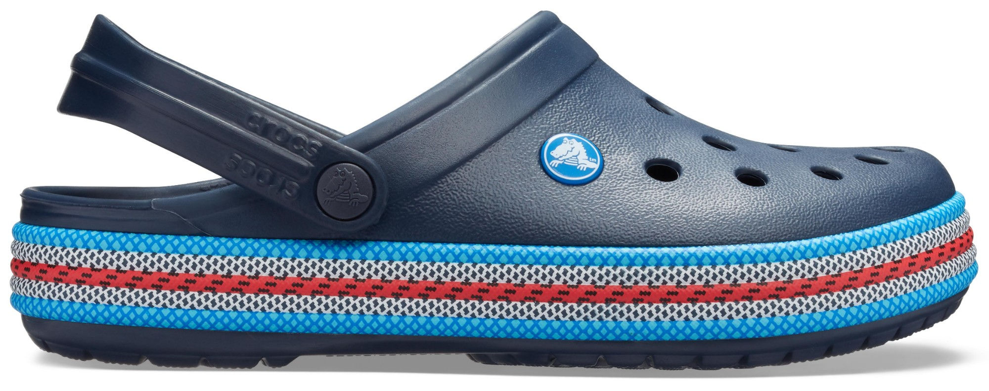 Crocs™ Crocband Sport Cord Clog Navy 47,5