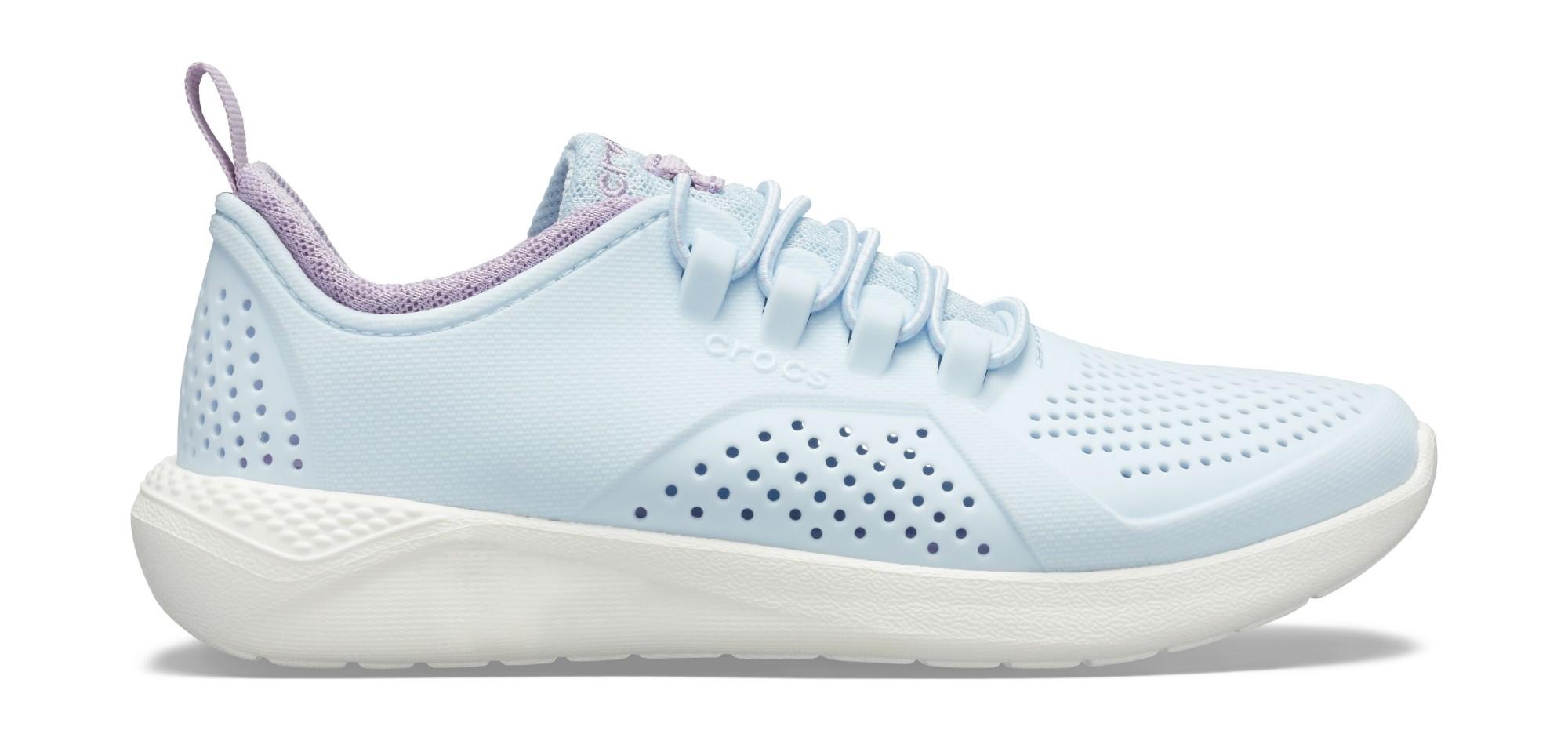 Crocs™ LiteRide Pacer Kid's Mineral Blue/White 36,5