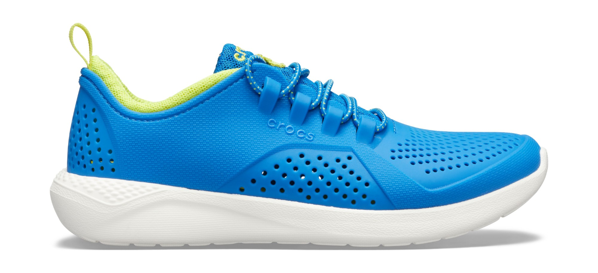 Crocs™ LiteRide Pacer Kid's Bright Cobalt/Citrus 38,5
