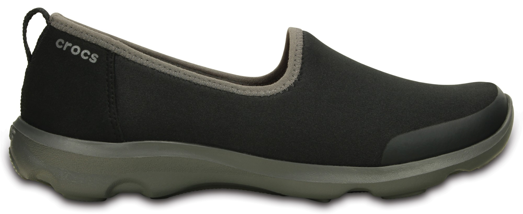 Crocs™ Busy Day Stretch Skimmer Black/Graphite 36,5
