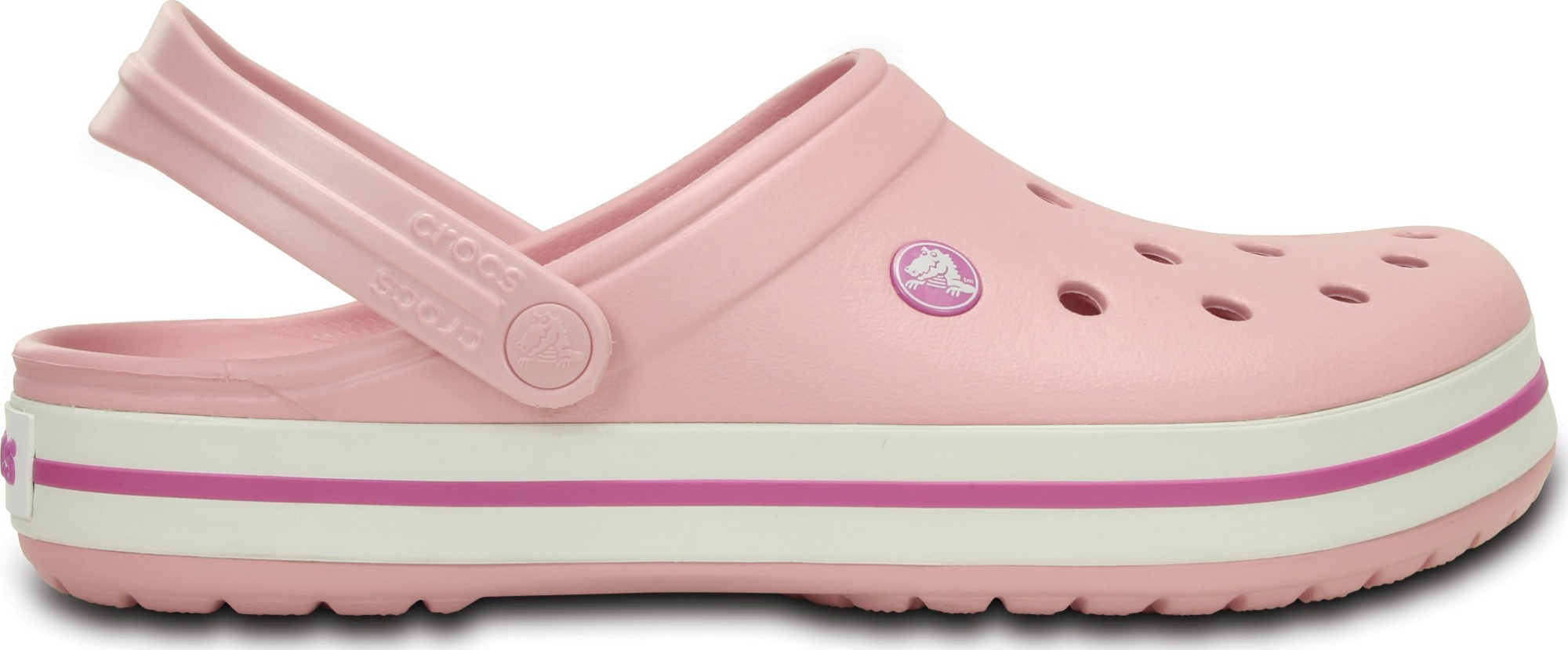 Crocs™ Crocband™ Pearl Pink/Wild Orchid 36,5