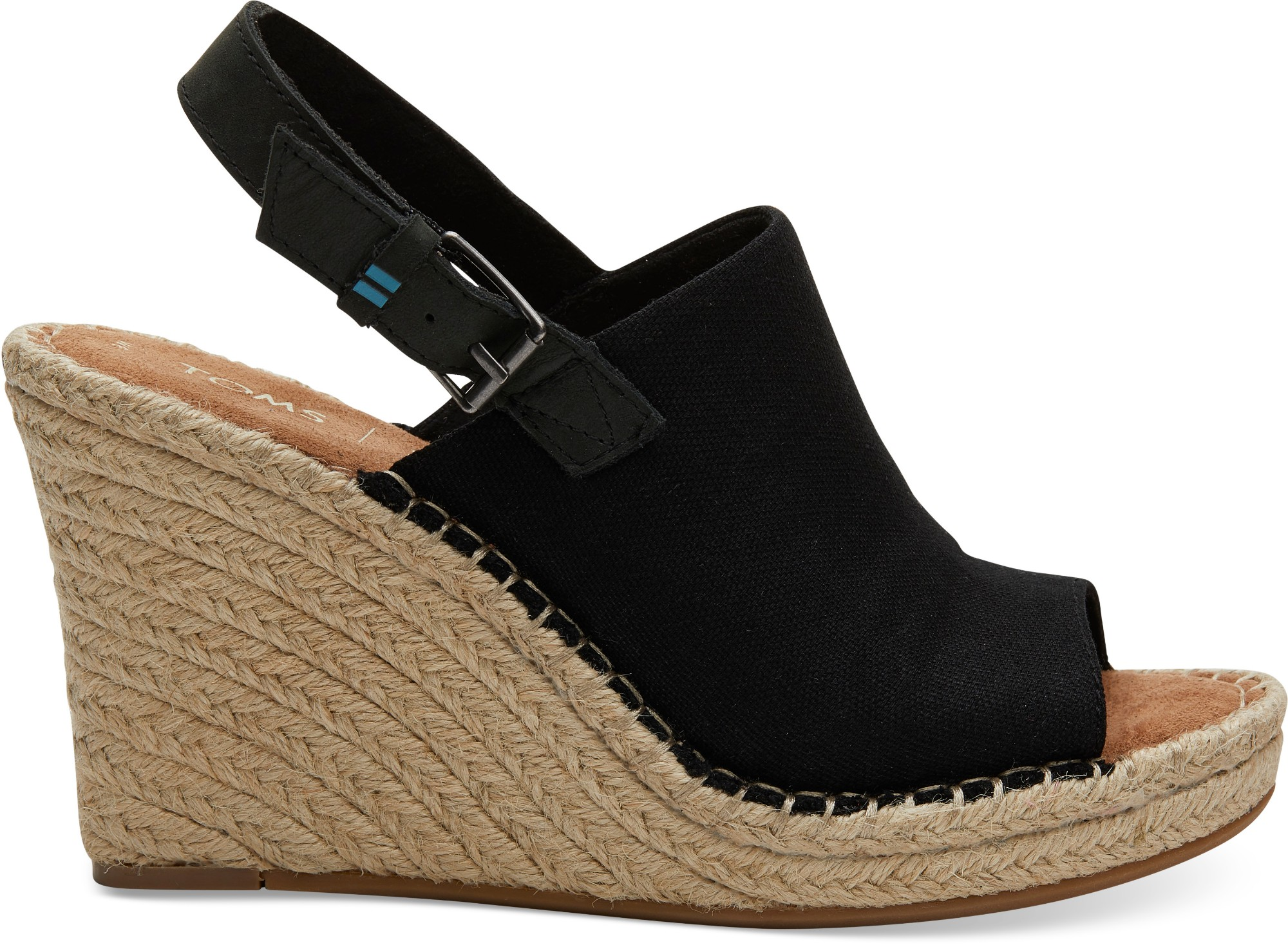 TOMS Oxford Women's Monica Black 39