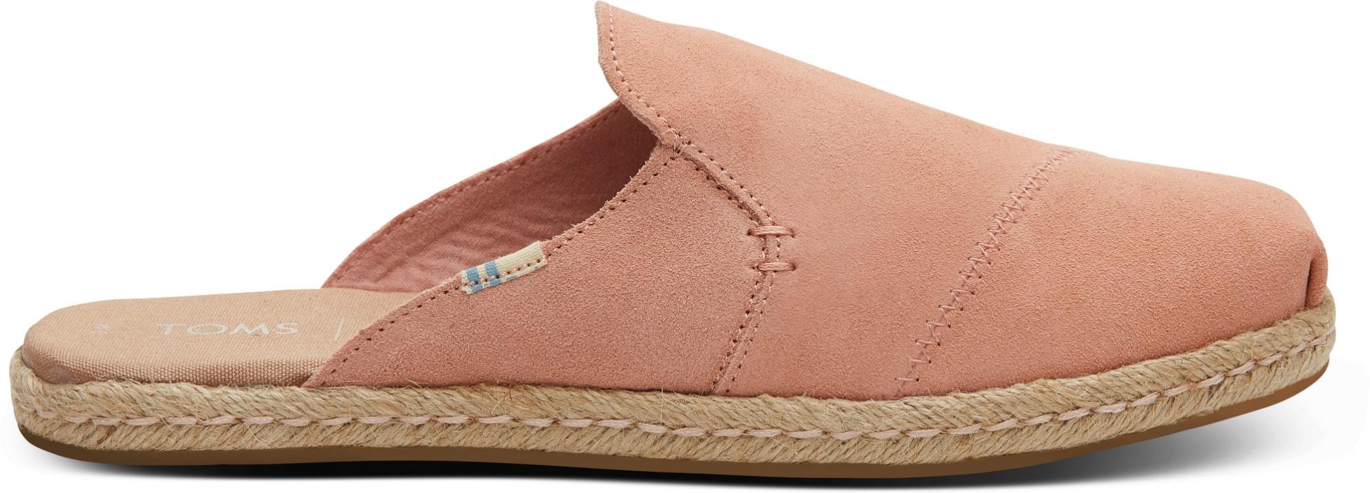 TOMS Suede Women's Nova Coral Pink 36,5