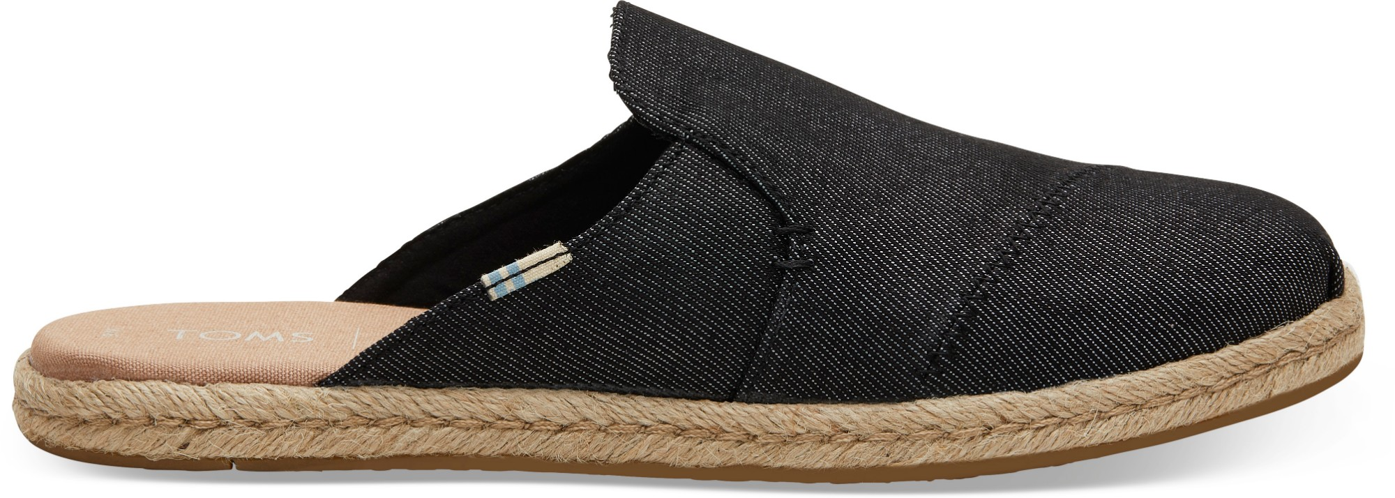 TOMS Denim Women's Nova Black 39