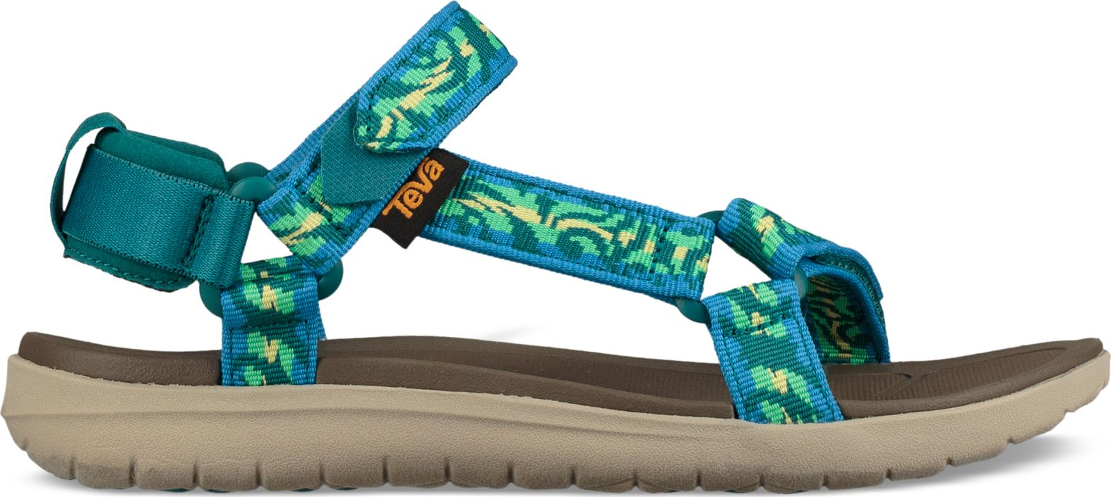 Teva Sanborn Universal Women's Thena Deep Lake Multi 41