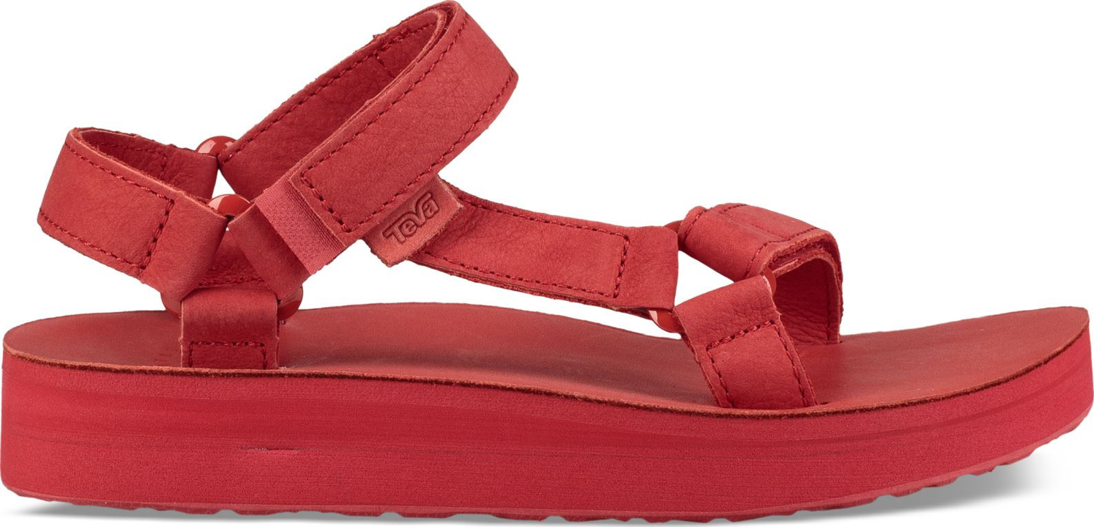 Teva Midform Universal Leather Racing Red 38